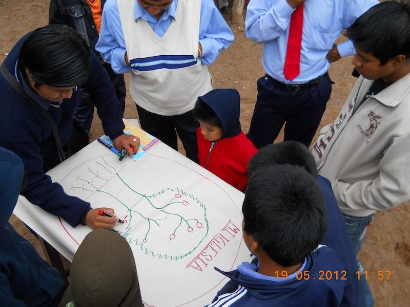 Ntaunaqte na nataxala'pi: Manual para ministros de iglesias indígenas