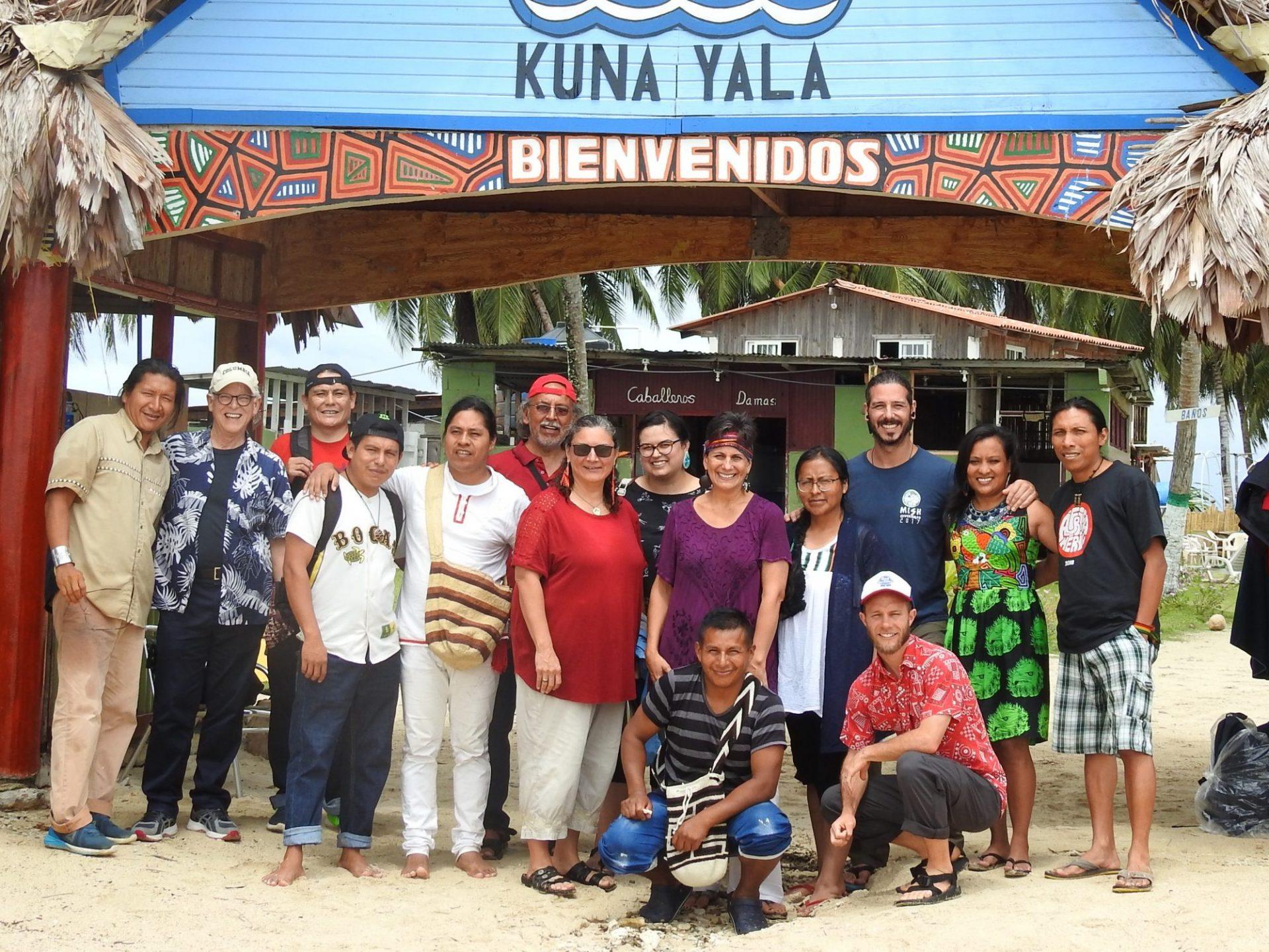 Mor magnai: Informe del encuentro Memoria Indígena, Panamá 2018